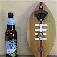 Bottle Opener - Wall Mount